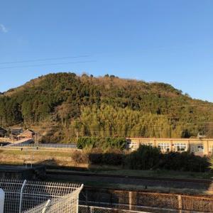 甲尾山【階段】
