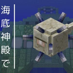 【マイクラ初心者】海底神殿を見つけたら絶対にすべきこと6 まとめ