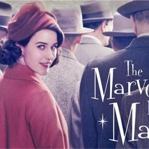 「The Marvelous Mrs. Maisel S1/S2」ー 華やかで不自由な時代とコメディ