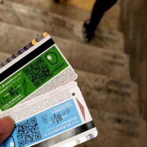 【イタリア】地下鉄の乗り方が分からない?切符の買い方と一緒に紹介!