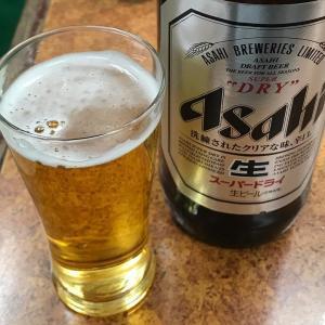 39) 9カ月ぶりのビール!