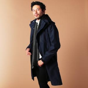 メンズファッション 冬、30代は【ちょっと大人】なアウターを着るべし!
