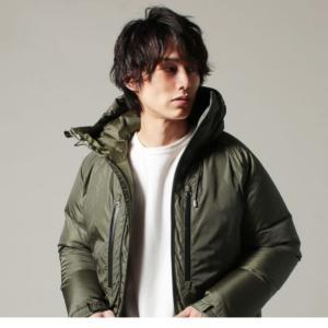メンズファッション 冬、40代は【本物志向の】ダウンジャケットを着る!