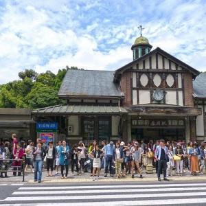 原宿駅が建て替えられて、便利に使いやすくなります