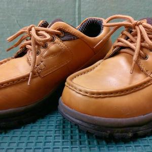 革靴の修理