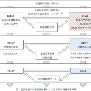 DPAT研修を経てpart2 ~心理士としてのDPAT~