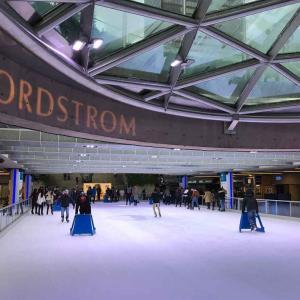 【5ドルです】バンクーバーのダウンタウンでアイススケートに挑戦してみよう!