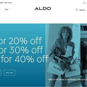 バンクーバーで【アルド(ALDO)】の靴を販売している店を紹介!