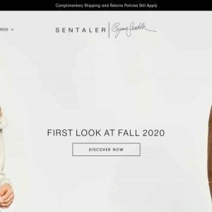 バンクーバーで【セントーラー(SENTALER)】の服を販売している店を紹介!