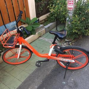 チェンマイでmobikeというシェア自転車に乗った話