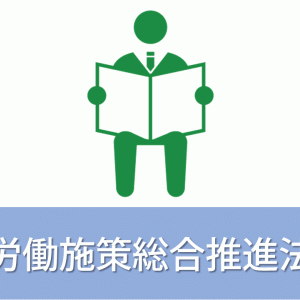 労働施策総合推進法