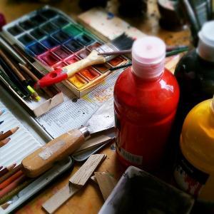 染料と顔料の違いと特徴!油性、水性と関係あるの?