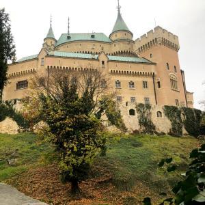 スロバキアのボイニーチェ城