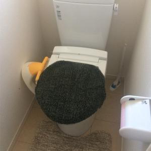 トイレ掃除☆