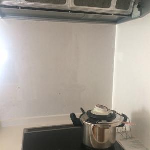 キッチン大掃除♪