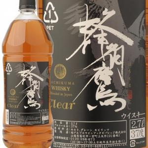 【ウイスキー】蜂角鷹クリアのお取り寄せはこちらです。