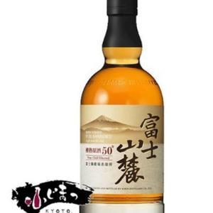 【ウイスキー】富士山麓《熟樽原酒50度》のお取り寄せはこちらです。