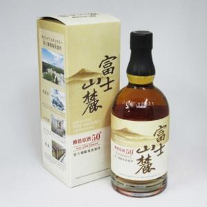 【富士山麓】《樽熟原酒50度》『箱付き』のお取り寄せはこちらです。