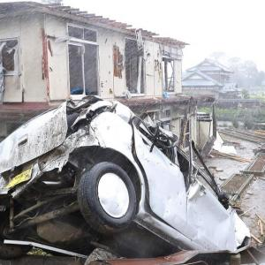 【史上最強の台風】台風19号「ハギビス」各地の河川氾濫・強風の被害や町・避難所の様子