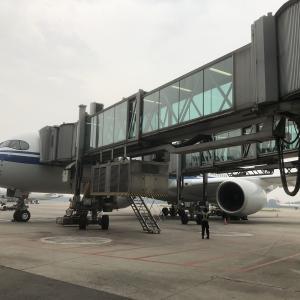 これが国内線?!中国国際航空A350ビジネスクラス中国国内線に乗ってみた[CA1885 北京PEK~上海虹橋SHA]