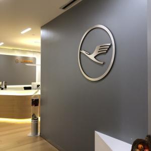 ニューヨーク ニューアーク空港 ルフトハンザラウンジ潜入!ターミナルB EWR