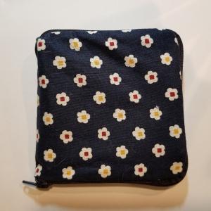 地味に作ってました。。。財布を。
