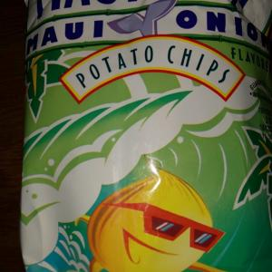 ハワイで人気のポテトチップス?