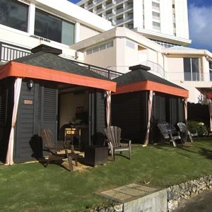 グアムのビーチの楽しみ方♪ロッテホテルグアムの優雅な個室カバナは最高!