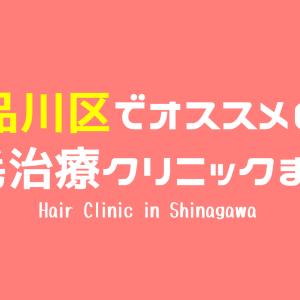 【薄毛治療×病院】東京都 品川区でオススメ&安いクリニック2選!