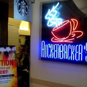 【横田基地】おしゃれなカフェRickenbacker'sでデニッシュを堪能!