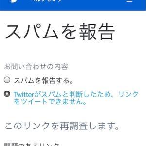 【独自ドメインにしてからのトラブルと解決】(2)Twitterに全力拒否される(泣)