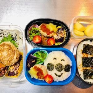 春休み 小学生・幼稚園生1週間のお弁当