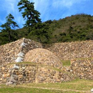 鳥取にだってお城はあるよ!「鳥取城」の石垣、丸いらしいよ…?