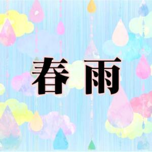 韓国語で「春雨」は何という?雨が降る時の「しとしと」と「ざぁざぁ」を韓国語で表現してみよう!