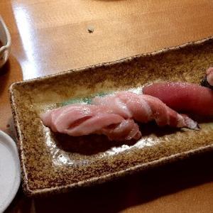 一人寿司でプチ贅沢