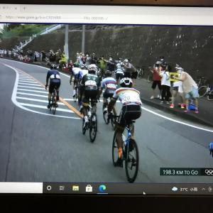 東京オリンピックロードレース!