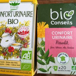 膀胱に良い、ビオショップで買ったお茶