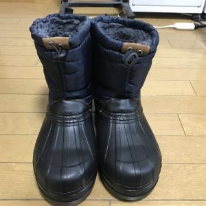 「安全靴」今シーズンはこれ!防寒防水軽量ウィンターブーツ!