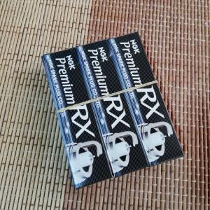 【レビュー】NGK Premium RX プラグに交換しました【エアクリーナー交換も】