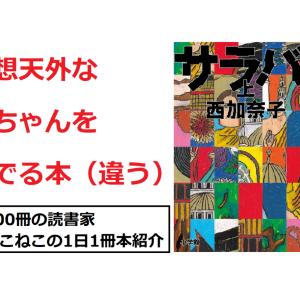 西加奈子さんの直木賞受賞作品『サラバ!』を動画で紹介