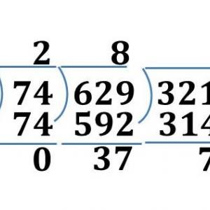ユークリッドの互除法で最大公約数が求まる仕組み