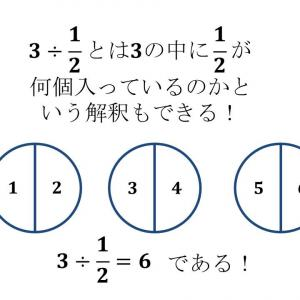掛け算と割り算を改めて考える