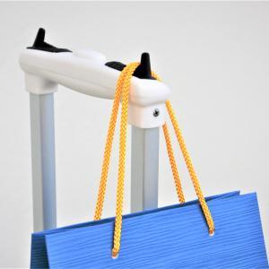 キャリーハンガーの「Easy Hang!」でスーツケースがもっと快適になる!