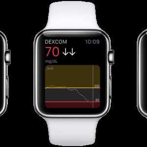 血糖計れるApple Watch5の「アプリ」