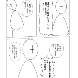 漫画でわかるGLP1ダイエット(脚本. 1.3 -1)