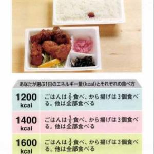 【鶏の唐揚げ弁当】