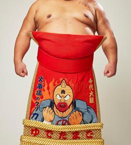 相撲力士を強くするGLP1:特別レシピ。