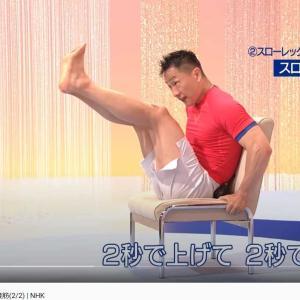 みんなで筋肉体操  シーズン3  腹筋(2/2)
