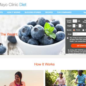 The Mayo Clinic Diet があるのなら。