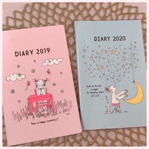 ☆来年の手帳はこれ!& お誕生日のお祝い♪